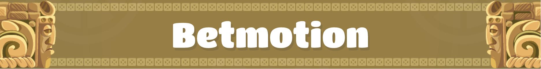 Betmotion Reseña