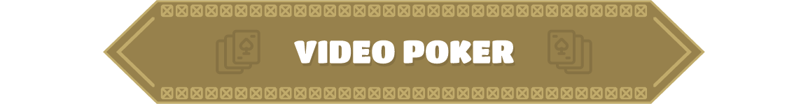 Vídeo Poker Gratis